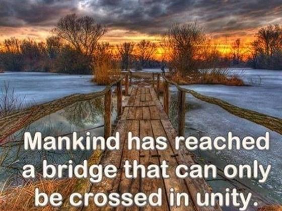 bridge of unity