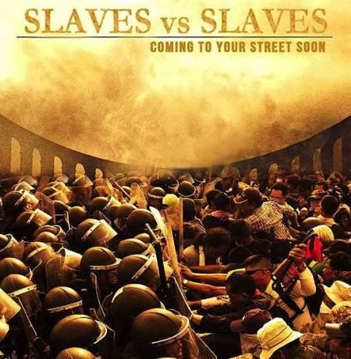SLAVESVSSLAVES